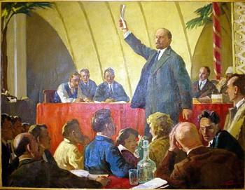 M I Krivenko Party meeting 1972