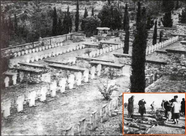 65 Χρόνια (1944-2009) από την Ομαδική Σφαγή στον Μελιγαλά | Η καλύβα ψηλά  στο βουνό