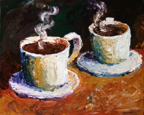 coffee-cups-palette-knife
