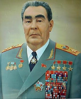 Αποτέλεσμα εικόνας για Λεονίντ Μπρέζνιεφ
